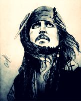 Jack Sparrow by MamiSensei90210