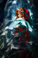 Little Red Riding Hood by Philaeria