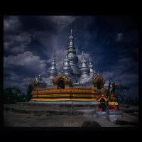 In the shadow of Mekong 78 by LEQUARK