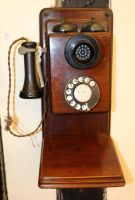 Old Fashioned Phone 1 by fuguestock