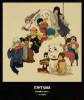 gintama by 4130013