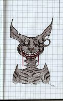 Cheshire Cat - Alice Madness Returns by Revenge41