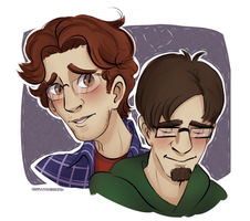 Doodly Nerds by GarrulousGibberish