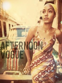 Afternoon Vogue by ashleigh25012