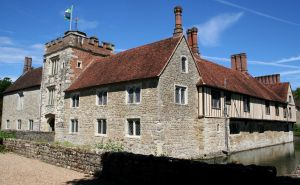 Ightham Mote 20 by OghamMoon