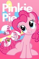 Pinkie Pie iPhone Wallpaper by xFlicker