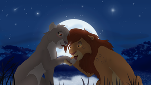 I'm kissing Your paw, Madam - prize by M-WingedLioness