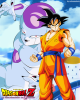 DRAGON BALL Z 2015 by salvamakoto
