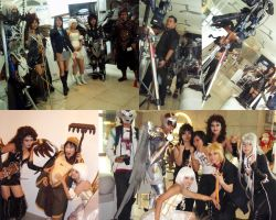 Animax Cosplay Competitions by oruntia