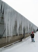 icicles by evionn
