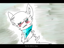 [AT] Thy shall not sleep. by fiIth