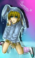 Bunny Bishie by anime-begginer12