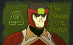 Bolin: The Fabulous Fire Ferret by SwiftWolf4
