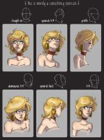 consistency exercise - Chris by pixarjunkie