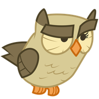 Costanza Owl by Mamandil