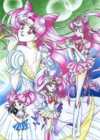 Chibiusa by nephrite-butterfly