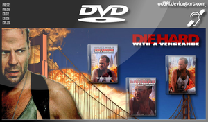DVD - 1995 - Die Hard 3 With A Vengeance by od3f1
