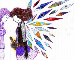 Wings of truth. by ArmoGirl5