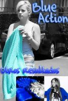 Blue Action by WhiteNightsEditions