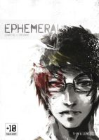EPHEMERAL CHAPTER 2 COVER by EphemeralComic