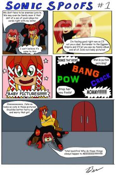 Sonic Spoofs 1 by grimdragon2001