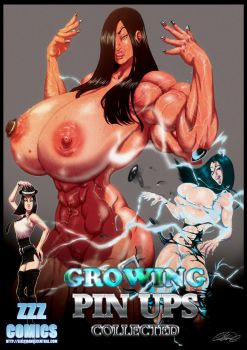 Growing Pin Ups preview 2 by zzzcomics