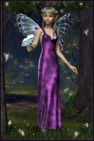 In the Faerie Glade by joannastar