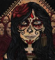 Day Of The Dead by Steff00