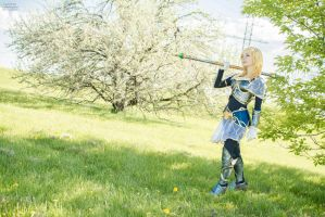 Lady of Luminosity - Lux by Scathefir3