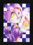 Sonic Project: Blaze08 by Kipinkachu
