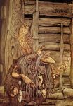 The Troll Witch - Froud by hexelfglitter