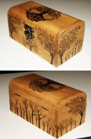 Trees box by llinosevans