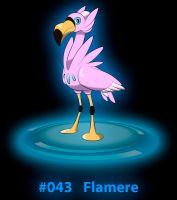 #043 - Flamere by AlanSky