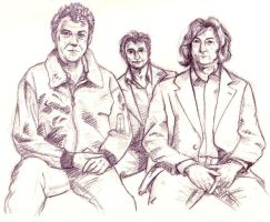 Top Gear Trio by Orlifan