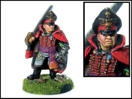 Commissar Kryptman by GeneralCambronne