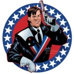 American Flagg! by mcguan