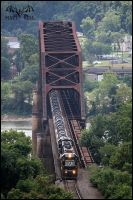 Steel for Weirton by DragonWolfACe