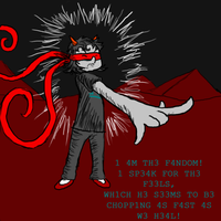 Terezi's Our Lorax by AlmightyTallestVoldy