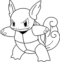 Pokemon Base: WarTortle by Kanean