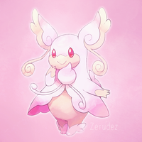 mega audino by zerudez