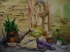 One more still life by SPACEfoxes
