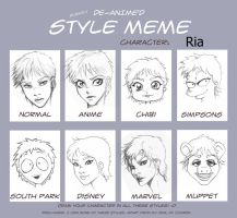 Style Meme by CristianaLeone
