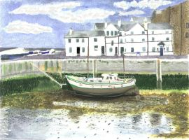 Castletown Isle of Man by CreativMeech