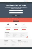 Trading Services Website by balentheen