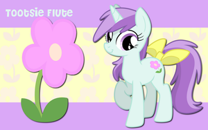 Older Tootsie Flute WP by AliceHumanSacrifice0