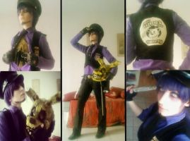 Purple guy- FNAF cosplay ( Finished ) by AlicexLiddell