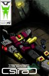 Csirac - Issue #1 - Cover by TF-TVC