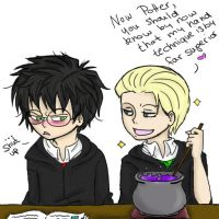 Malfoy's Talent for...Potions by AviraTheStrange