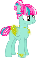 :PC: Summer Light Locket Pony for lillypie981 by liME-GOO