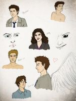 Supernatural by MidoriEyes